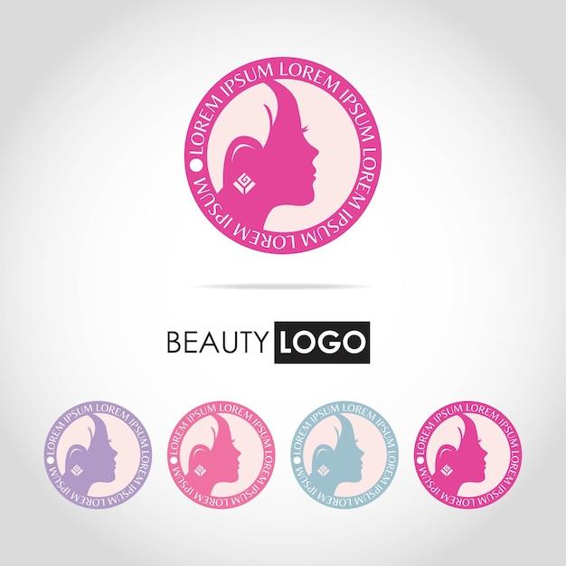 Logo di bellezza