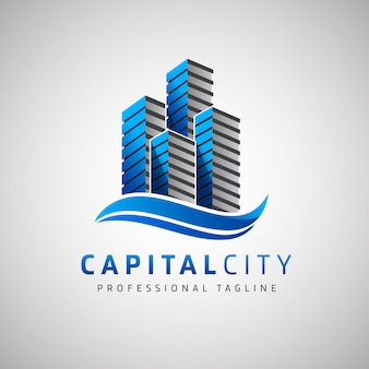 Logo di capital city real estate
