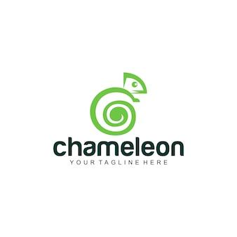 Logo di chameleon
