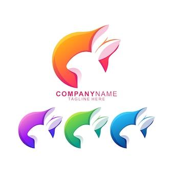Logo di coniglio