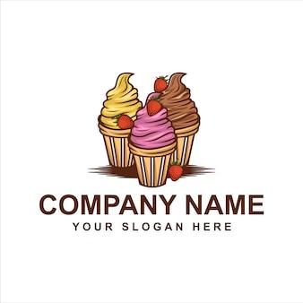 Logo di gelato