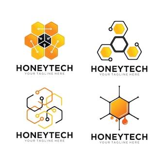 Logo di honey tech