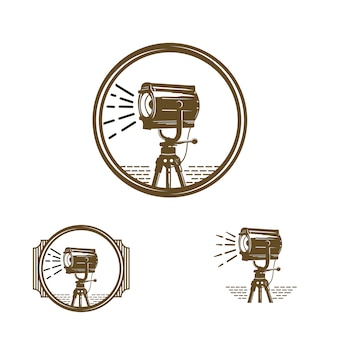 Logo di illuminazione
