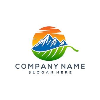 Logo di montagna
