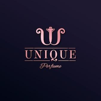Logo di profumi di lusso