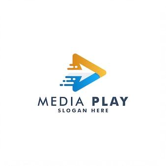 Logo di riproduzione multimediale