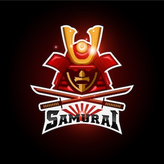 Logo di samurai esport