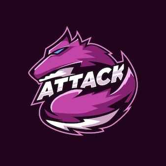 Logo di volpe