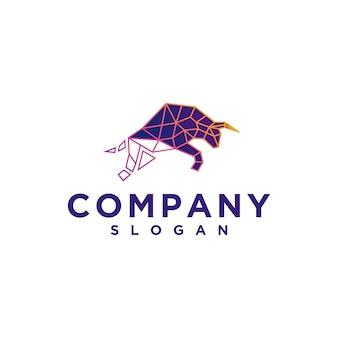 Logo digitale bison