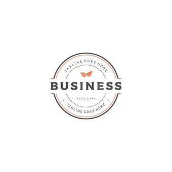 Logo distintivo eco
