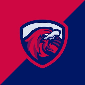 Logo e-sport eagle
