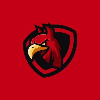 Logo e-sport griffon