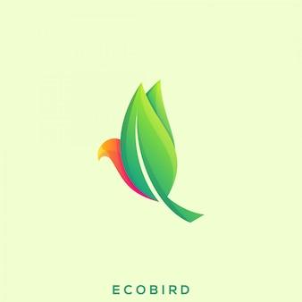 Logo eco bird