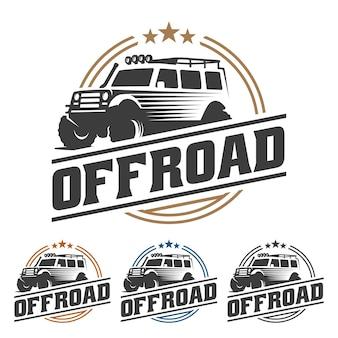 Logo fuoristrada