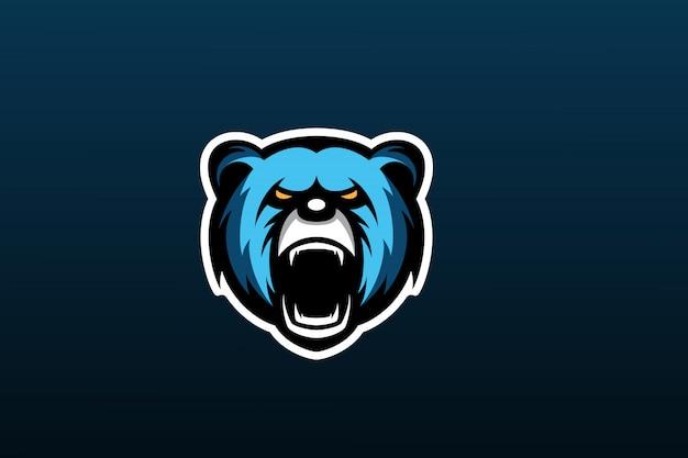 Logo grizzy esport