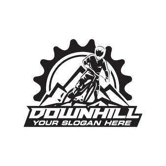Logo in discesa