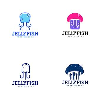 Logo jelly fish