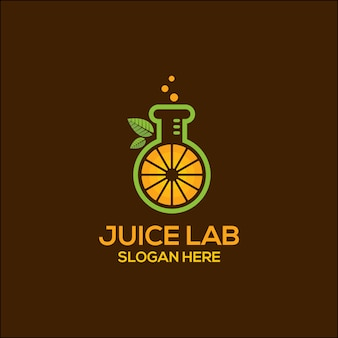 Logo juice lab