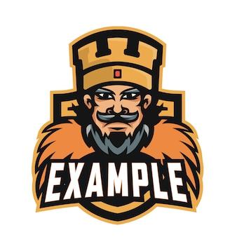 Logo king e sports