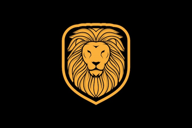 Logo lion king esport