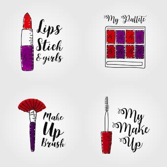 Logo make up