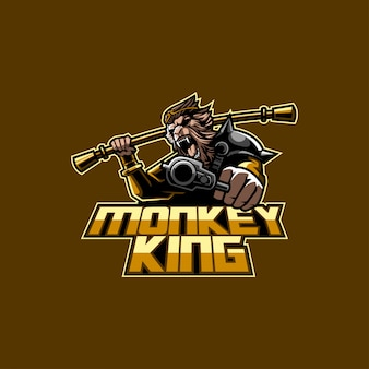 Logo monkey king export