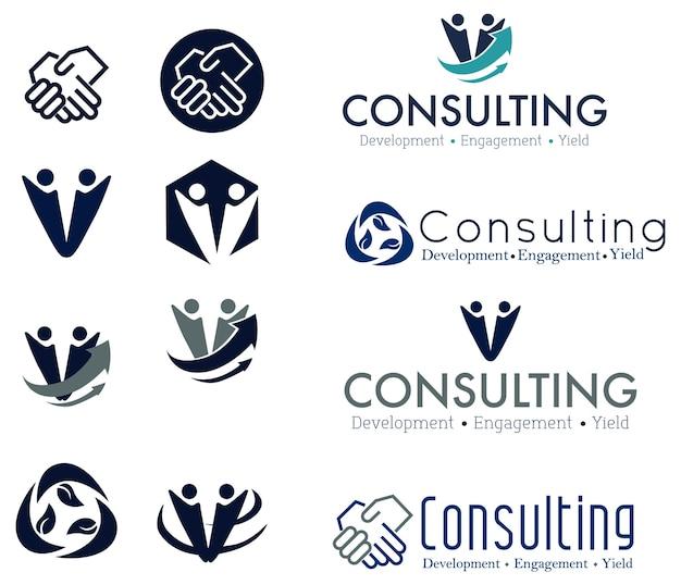 Logo para compañia empres, logo company