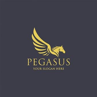Logo pegasus gold