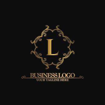 Logo premium di lusso