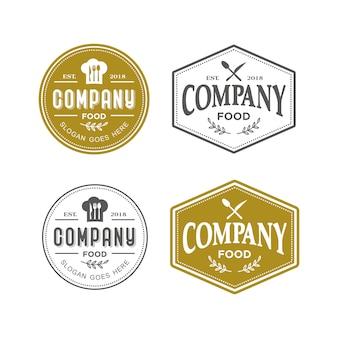 Logo ristorante, logo cucina, logo ristorante biologico