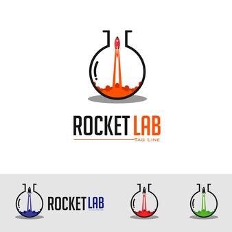 Logo rocket lab