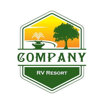 Logo rv resort