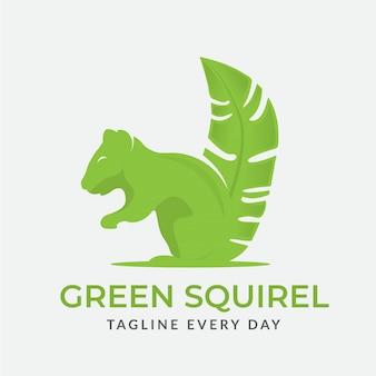 Logo scoiattolo
