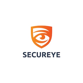 Logo secure eye