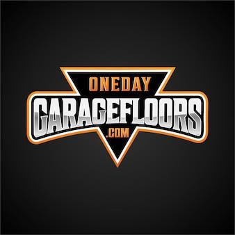 Logo sportivo professionale moderno per un club o una squadra