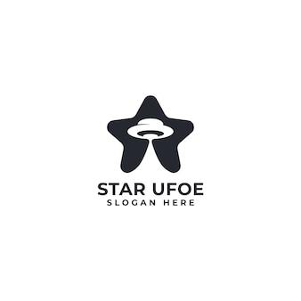 Logo star ufoe
