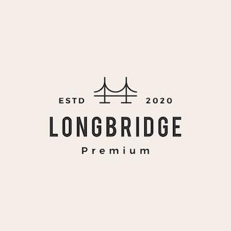 Logo vintage del ponte