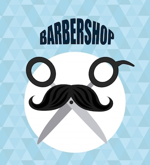 Logotipo da barbiere