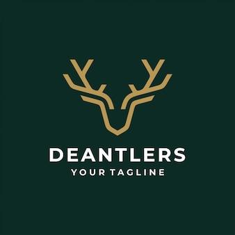 Logotipo di cervo