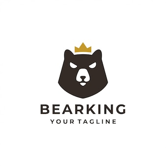 Logotipo di orso