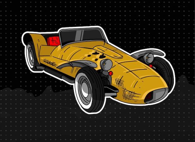 Lotus seven 1961