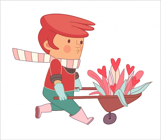 Love gardener