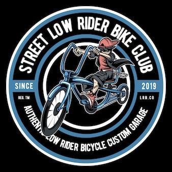 Low rider bike club