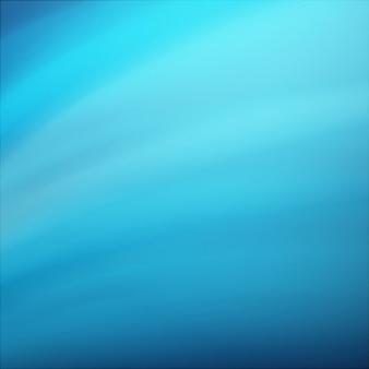 Luce blu astratto