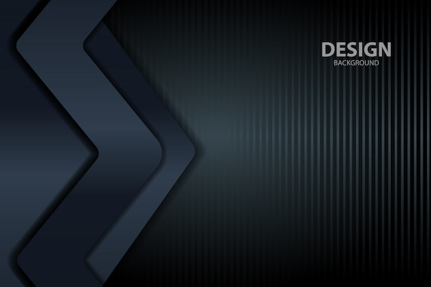 Luce di fondo nero con tecnologia moderna di colore astratto