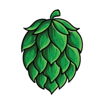 Luppolo birra alla frutta
