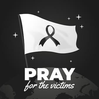 Lutto per il concetto di vittime
