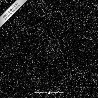 Macchie bianche su sfondo nero