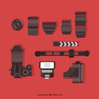 Macchina fotografica attrezzature