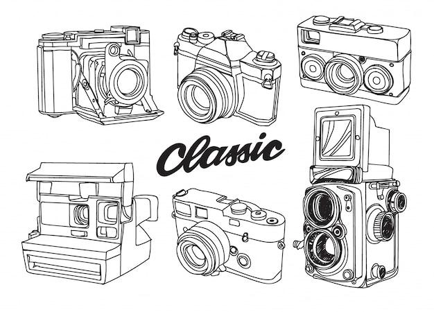 Macchina fotografica classica